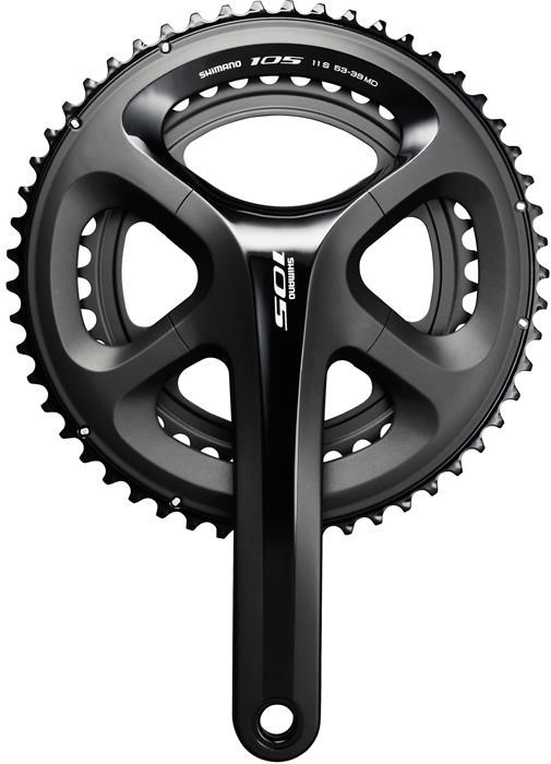 Shimano FC-5800 105 Double HollowTech II Road Chainset