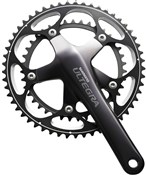 Image of Shimano FC-6601 Ultegra SL HollowTech II Double Chainset