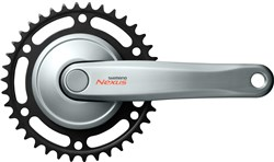 Image of Shimano FC-C6000 Nexus 170mm Single Chainwheel