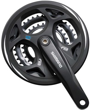 Image of Shimano FC-M311 Altus Square Taper Chainset