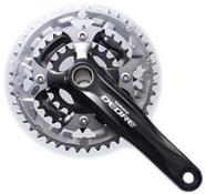 Image of Shimano FC-M590 Deore 2 Piece 9 Speed Chainset
