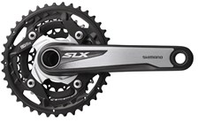 Image of Shimano FC-M672 10 Speed SLX HollowTech II Chainset