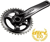 Image of Shimano FC-M9020 11 Speed XTR Trail Cranks Without Ring (50mm Chain Line)