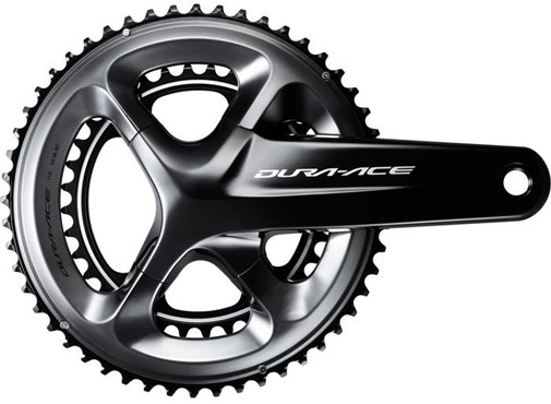 Image of Shimano FC-R9100 Dura-Ace HollowTech II Road Chainset