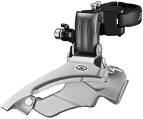 Image of Shimano FD-M371 Atlus 9 Speed Hybrid Front Derailleur Conventional Swing DualPull
