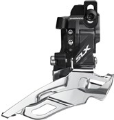 Image of Shimano FD-M671 A SLX 10 Speed Triple Front Derailleur Dual Pull Direct Fit