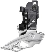 Image of Shimano FD-M676 SLX 10-Speed Double Front Derailleur
