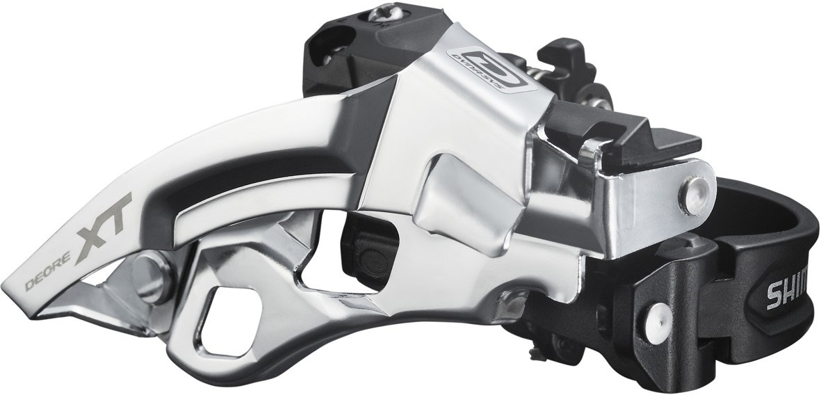 Shimano FD-M780-A XT 10 Speed Triple Front Derailleur Top Swing Dual-Pull