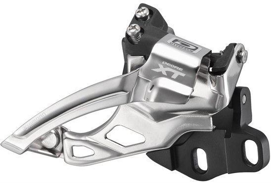 Image of Shimano FD-M785 Deore XT 10-speed Double E-type BB Mount Front Derailleur