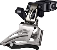 Image of Shimano FD-M9025-H XTR Double Front Derailleur - Conventional Swing - Top Pull