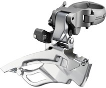 Image of Shimano FD-T671 LX Front Derailleur Down Swing Dual Pull Multi Fit