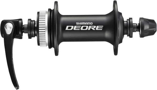 Image of Shimano HB-M615 Deore Front Hub For Centre-Lock Disc