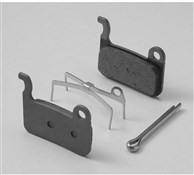 Image of Shimano M07TI Titanium Backed Disc Brake Pads and Spring