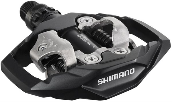 Image of Shimano M530 MTB SPD Trail Pedals