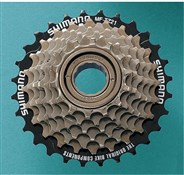 Image of Shimano MF-TZ21 7 Speed Multiple Freewheel