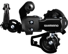 Image of Shimano RD-FT35 6/7 Speed Rear Derailleur With Mounting Bracket