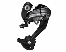 Image of Shimano RD-M370 Altus 9-speed Rear Derailleur SGS