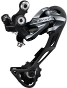 Image of Shimano RD-M4000 Alivio 9-spd Shadow Design Rear Derailleur