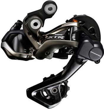 Image of Shimano RD-M9050 XTR Di2 E-Tube Shadow + Direct Mount Compatible Rear Derailleur