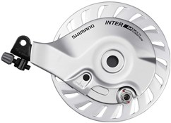 Image of Shimano Rear Roller Brake With 7.2 mm Lock Nut BRIM55