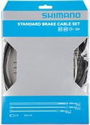 Image of Shimano Road/MTB Brake Cable Set