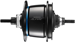 Image of Shimano SG-S505 Alfine Di2 Internal 8 Speed Hub Gear