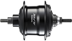 Image of Shimano SG-S700 Alfine 11 Speed Disc Hub without Fittings