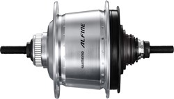 Image of Shimano SG-S7000 Alfine Hub Without Fittings - For Centre Lock Disc - 8 Speed