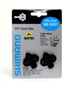 Image of Shimano SH51 Release MTB SPD Cleats