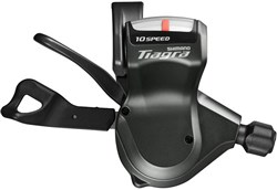 Image of Shimano SL-4700 Tiagra Rapidfire Shift Lever Set For Flat Bar 10-speed - Double