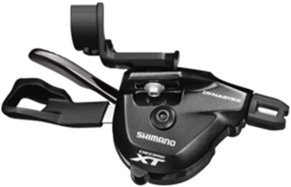 Image of Shimano SL-M8000 XT I-spec-B Direct Attach Rapidfire Pods 2 / 3 speed - Left Hand