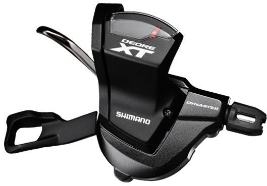 Image of Shimano SL-M8000 XT Rapidfire Pods 2 / 3 speed - Left Hand