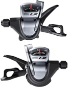 Image of Shimano SL-T670 Deore LX 10 Speed Rapidfire Pods
