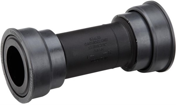 Image of Shimano SM-BB71 MTB Press Fit Bottom Bracket with Inner Cover