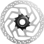 Image of Shimano SM-RT20 Tourney TX Centre-Lock disc rotor, for resin pad only