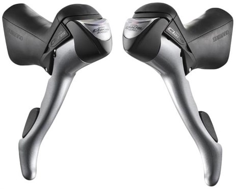 Image of Shimano ST-2400 Claris 8-Speed Road STI Levers