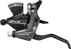 Image of Shimano ST-M370 Altus STI Lever 9 Speed - Pair