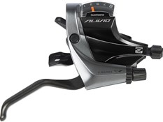 Image of Shimano ST-M4000 Alivio 3-Speed STI Lever For V-Brake