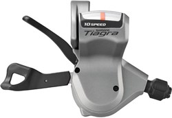 Image of Shimano Tiagra 10-Speed Rapidfire Shift Levers For Flat Bar