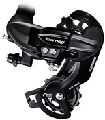 Image of Shimano Tourney TX35 6/7 Speed Rear Derailleur