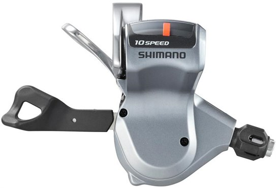 Image of Shimano Ultegra 10-speed Rapidfire Shift Levers For Flat Bar, 4600 / 5700 / 6700 only SLR780