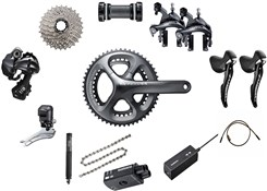 Image of Shimano Ultegra 6870 Di2 11 Speed Groupset
