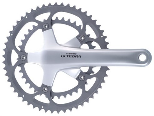 Image of Shimano Ultegra FC6600 Double Chainset