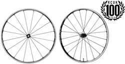 Image of Shimano WH-9000 Dura-Ace C24-CL Clincher 24mm Road Wheelset