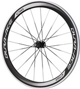 Image of Shimano WH-9000 Dura-Ace C50-CL Carbon clincher 50mm 11-Speed Rear Road Wheel