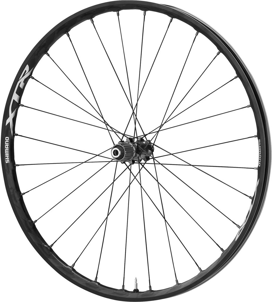 Shimano WH-M9000-TL XTR  XC Wheel - Q / R 135 mm Axle -  29er Carbon Clincher -  Rear