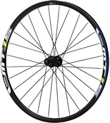 Image of Shimano WH-MT15 XC 29er MTB Clincher Q/R Rear Wheel