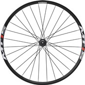 Image of Shimano WH-MT15 XC Wheel - Q / R 100 mm Axle - 27.5in (650B) Clincher - Black - Front