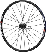 Image of Shimano WH-MT15 XC Wheel, Q / R 135 mm Axle, 27.5in (650B) Clincher, Black, Rear