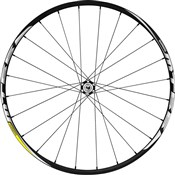 Image of Shimano WH-MT66 Tubeless Ready Front MTB Wheel - 26""